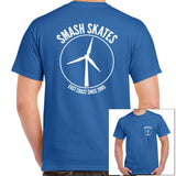 Smash Turbine Tee Royal