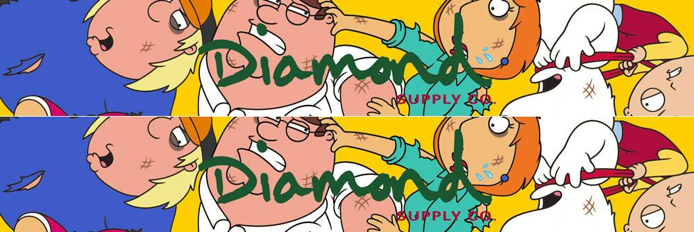 Diamond Supply Co x Family Guy Capsule