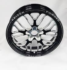 17″ & 15″Buertforged drag wheel