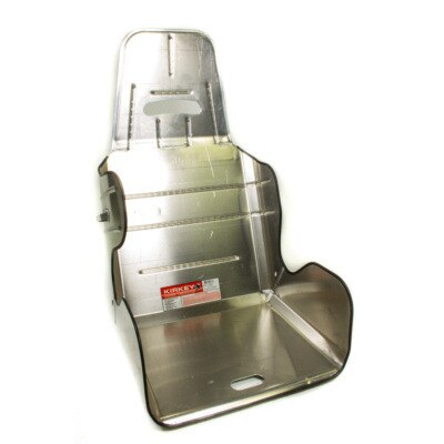 Seat, 20 Series Economy Big Boy, 21 in Wide, 20 Degree Layback, Requires Hook Cover, Aluminum, Natural, Each