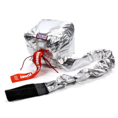 CONTENDER CHUTE WITH ALUMINIZED BAG BLACK
