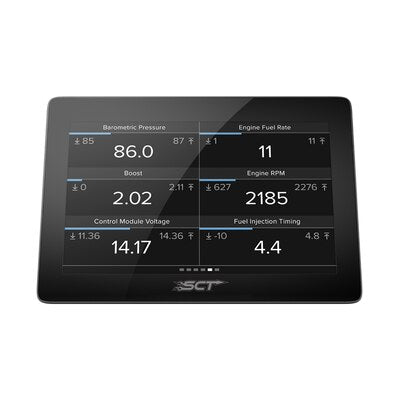 SCT GTX Performance Tuner/Gauge Monitor