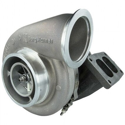 BorgWarner Turbocharger SX S400 T6 A/R 1.32 74.7mm Inducer