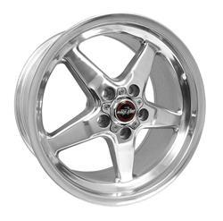Race Star 92 Drag Star Polished Wheels 92-705154DP