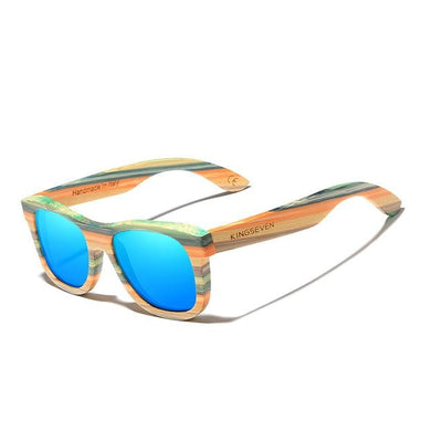 KINGSEVEN® - Bamboo™ 2021 Wood Handmade Sunglasses