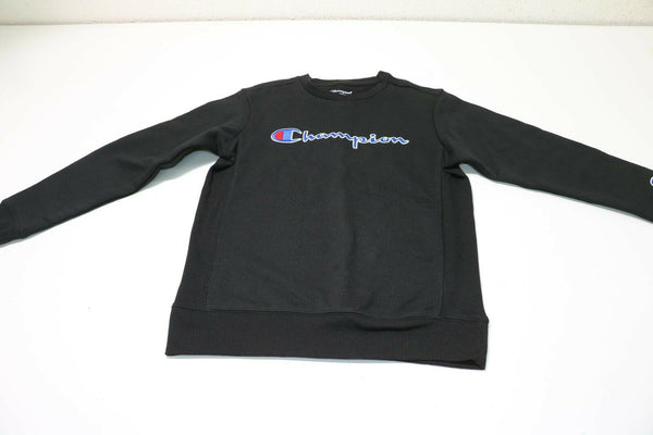 Champion: Men's Athleticwear - Black Sweater - Sz M