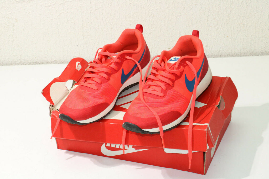 Nike Elite Shinsen Women's Running Shoes Crimson Red/Blue, Size 8.5