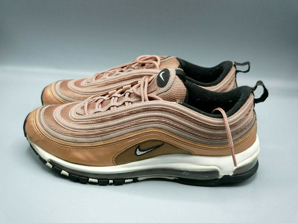 Nike Air Max 97 Bronze Desert Dust White Black US Size 10.5 921826-200