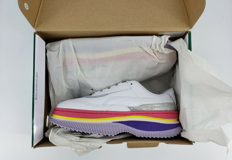 Puma Deva '90s Pop Women's Sneakers [371201 01] | Size 6 US, 36 EUR | Brand New