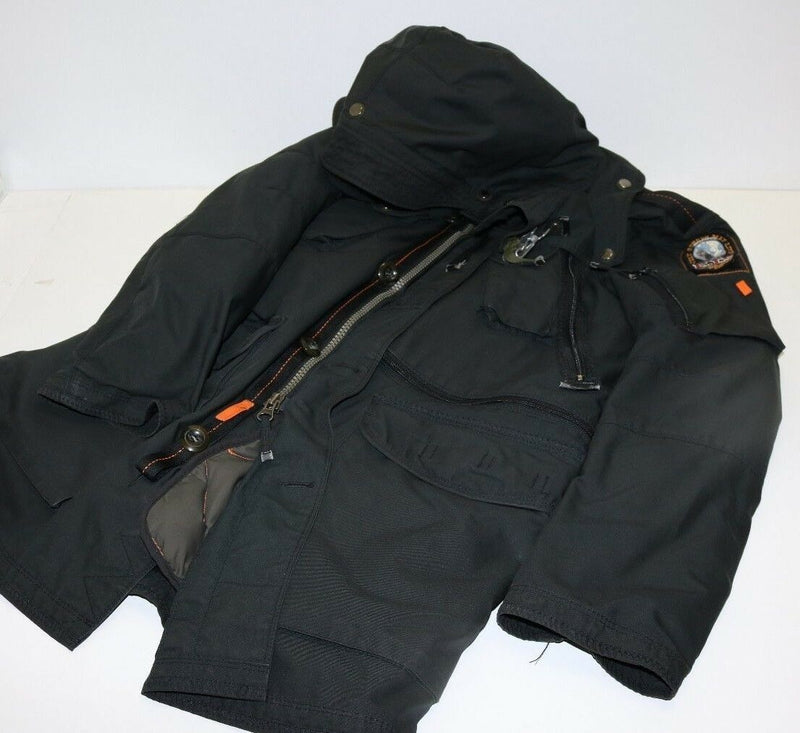 Parajumpers USAF 210 Squadron 061142 RM Mid-Season Equipment Black Large Coat