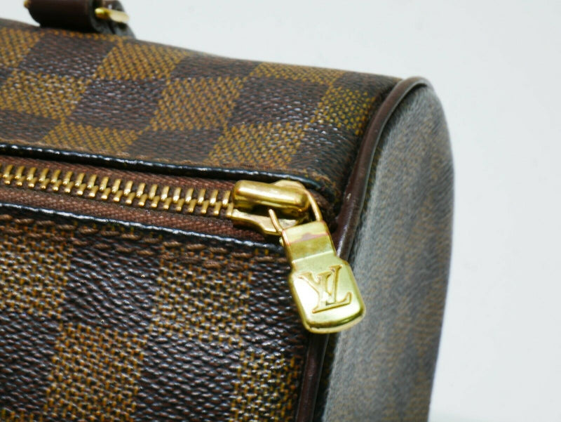 LOUIS VUITTON: PAPILLON 26 - HAND BAG - DAMIER CANVAS LEATHER - N51304