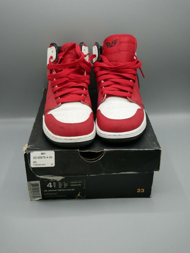 Nike Air Jordan 1 Retro Mid BLAKE GRIFFIN 705300-601 US SIZE 4.5Y YOUTH with box