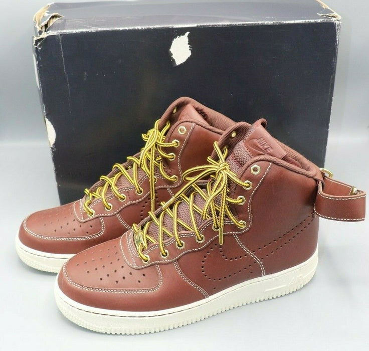 NIKE AIR FORCE 1 HIGH '07 LV8 WB Team Red - Mens Size 7.5