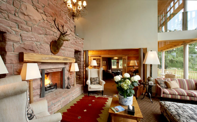 Scottish Highlands Retreat