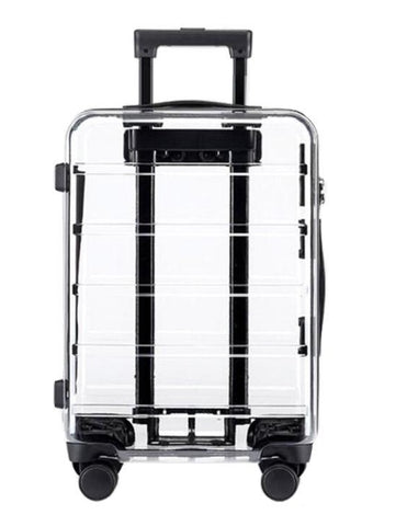 Valise Cabine Transparent