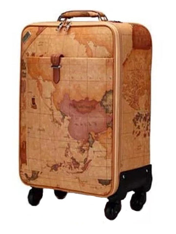 Valise Deluxe Cartographie ancienne