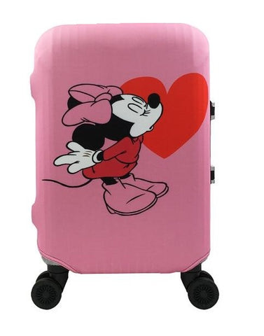 Housse de Valise Minnie I Love You