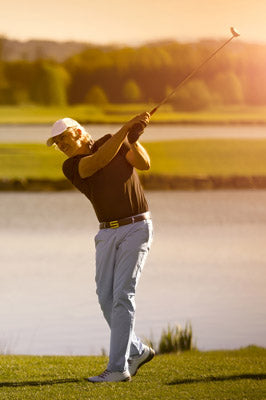 Power Weighted Belt for Golf
