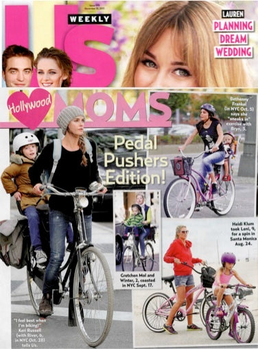 US Weekly w Cover
