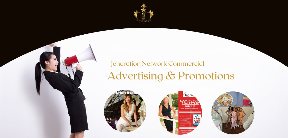 Jeneration Network Advertising & Promotions
