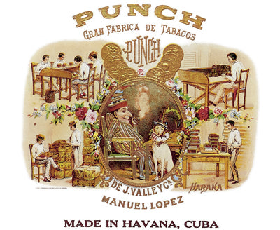 Punch cuban cigars online for sale