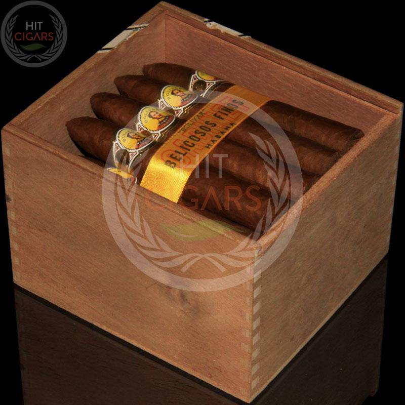 Bolivar Belicosos Finos (Cab of 25) - HitCigars