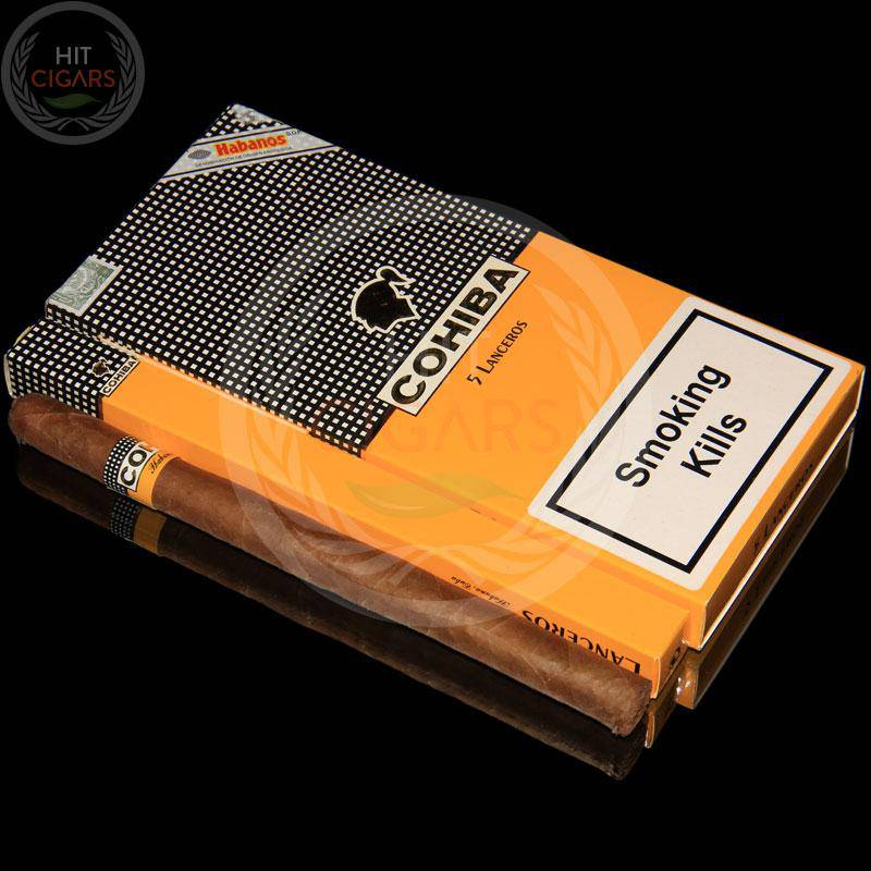 Cohiba Lanceros (5x5 Packs) - HitCigars