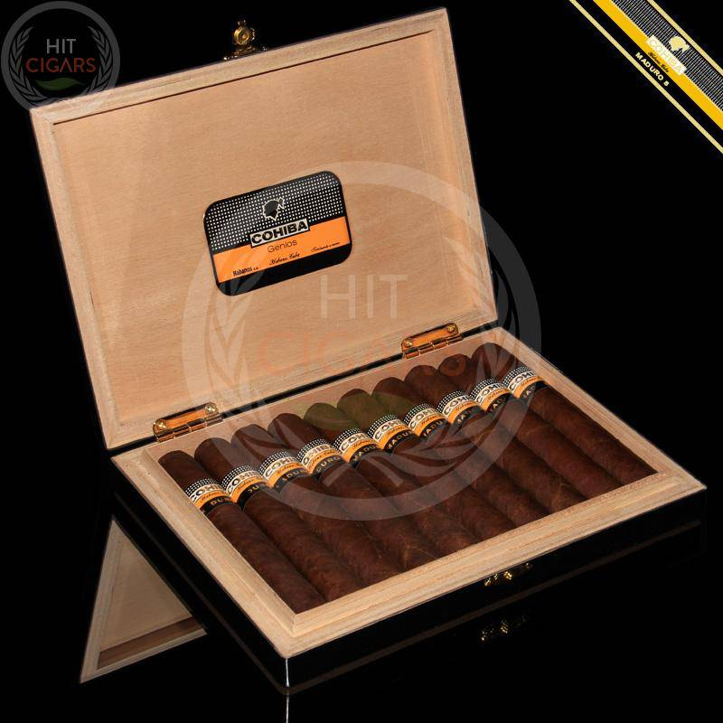 Cohiba Maduro 5 Genios (Box of 10) - HitCigars