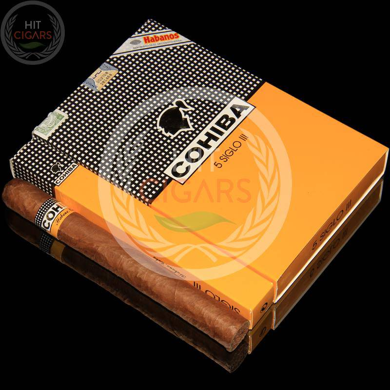 Cohiba Siglo III (5x5 Packs)