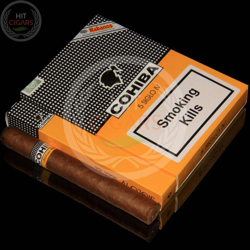 Cohiba Siglo IV (5x5 Packs) - HitCigars