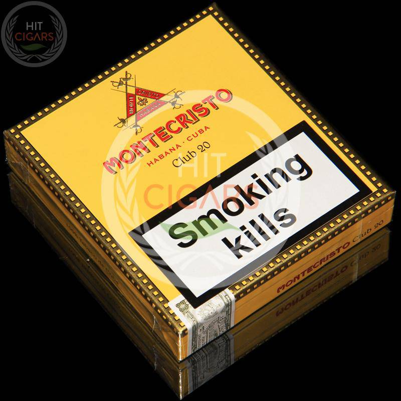 Montecristo Club (5x20 Packs) - HitCigars
