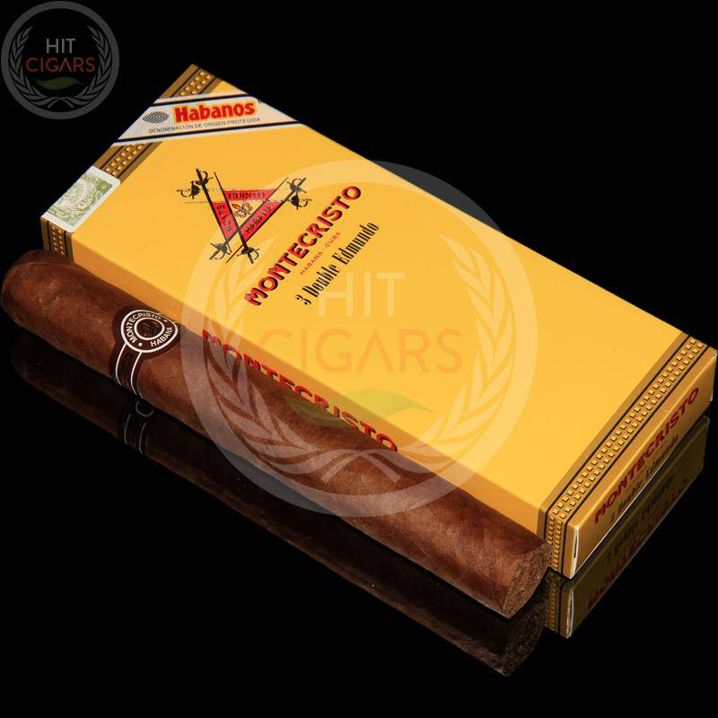 Montecristo Double Edmundo (5x3 Packs) - HitCigars