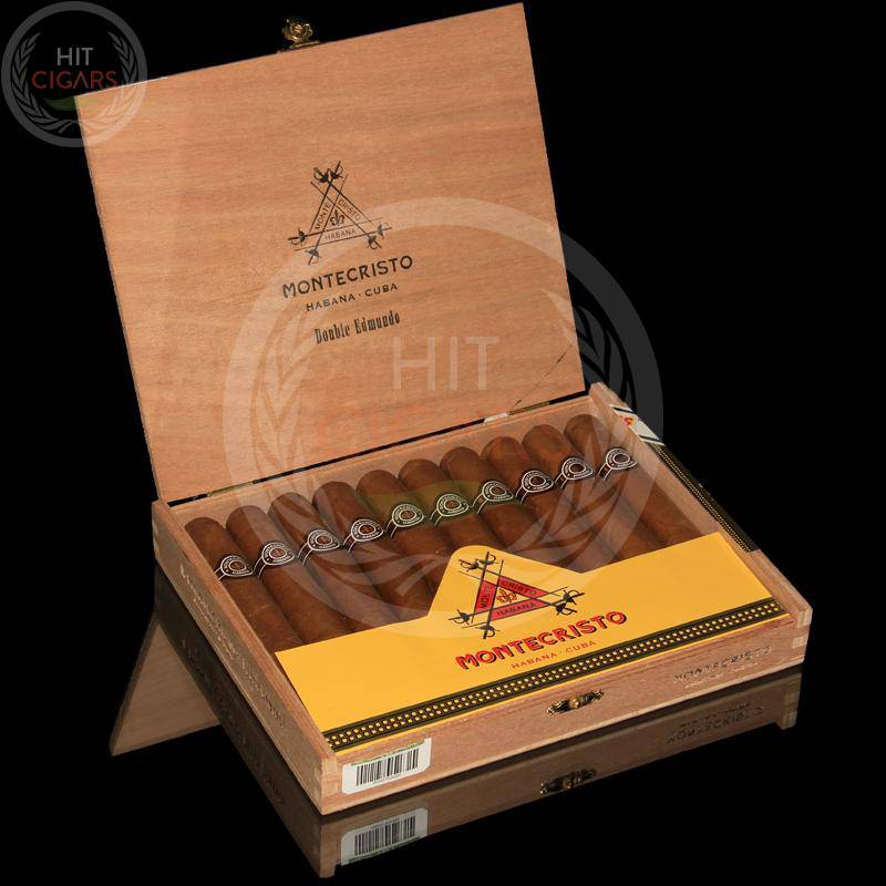 Montecristo Double Edmundo (Box of 10) - HitCigars