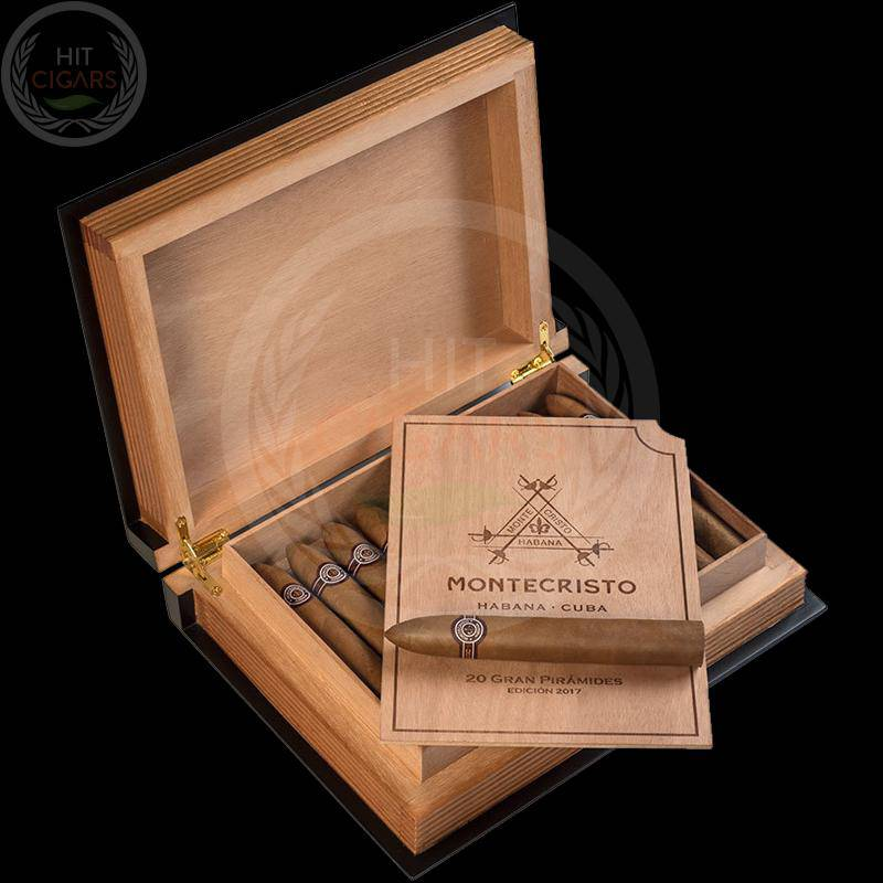 Montecristo Gran Piramides Habanos Collection 2017 - HitCigars