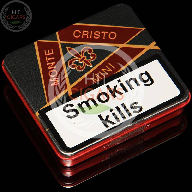Montecristo Mini Red (5x20 Packs) - HitCigars