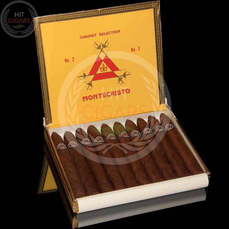 Montecristo No.2 (Box of 10) - HitCigars