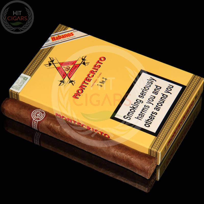 Montecristo No.3 (5x5 Packs) - HitCigars