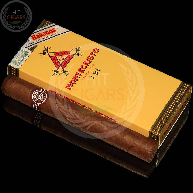 Montecristo No.4 (5x3 Packs) - HitCigars