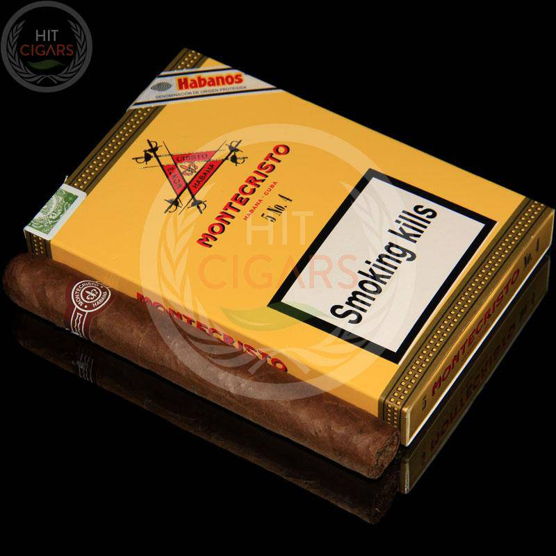 Montecristo No.4 (5x5 Packs) - HitCigars