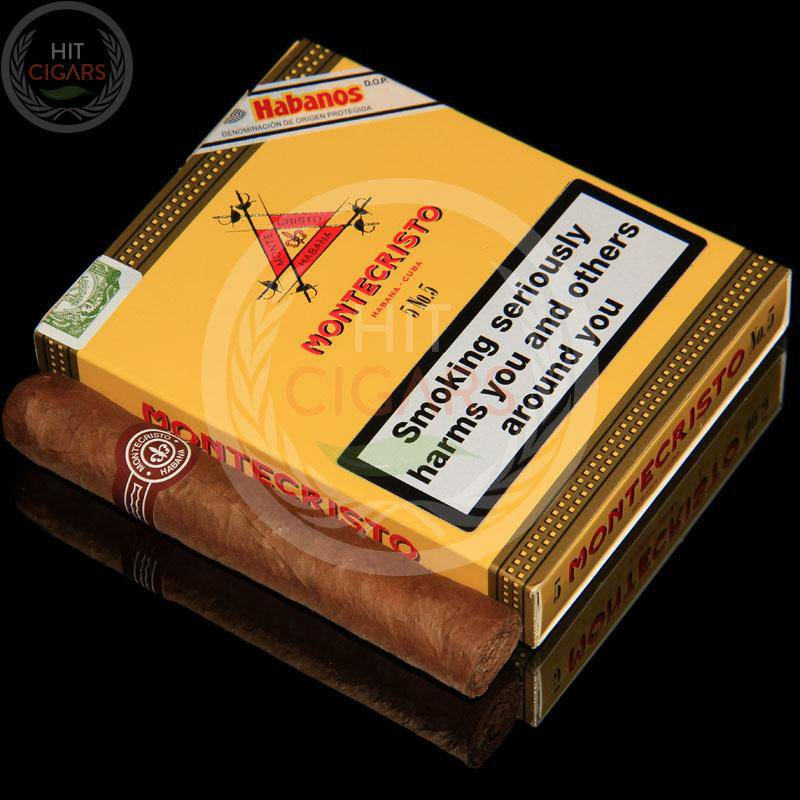 Montecristo No.5 (5x5 Packs) - HitCigars