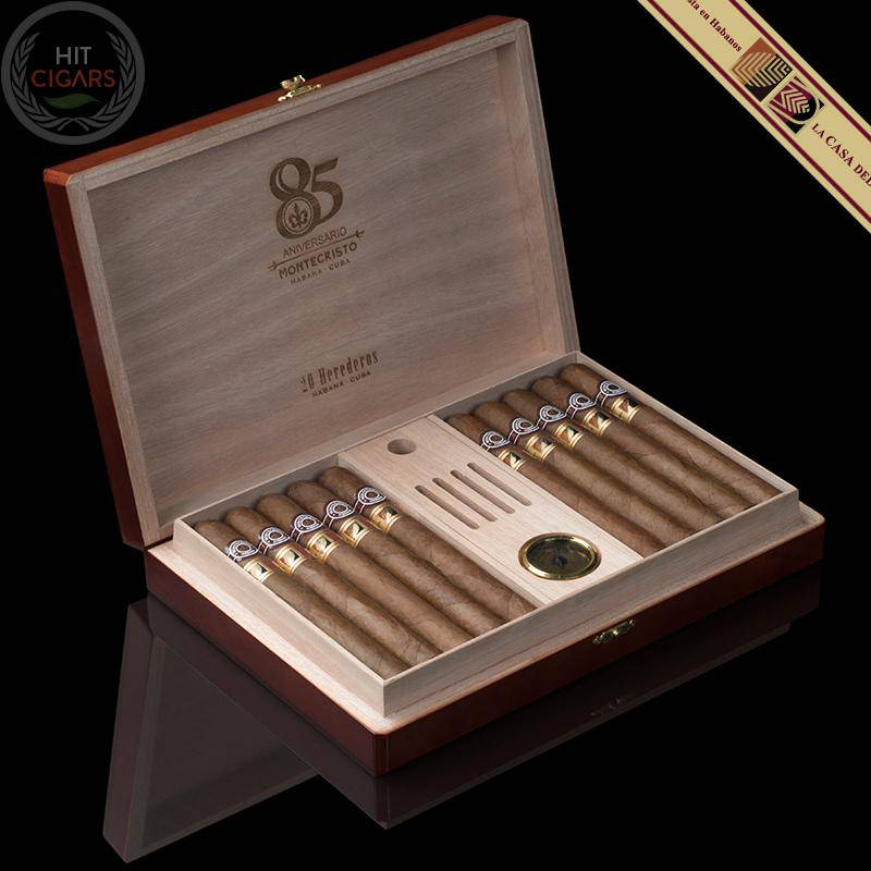 Montecristo Herederos (LCDH+HS) - HitCigars