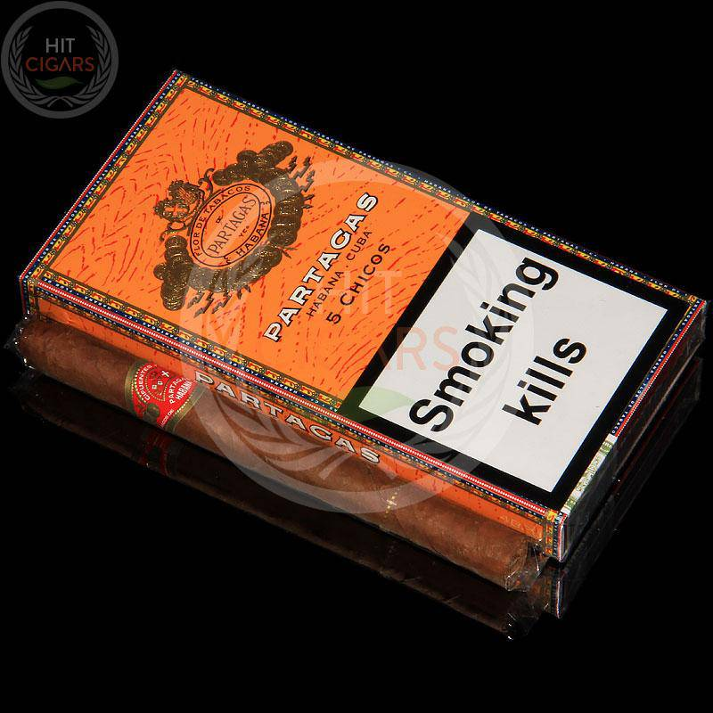 Partagas Chicos (10x5 Packs) - HitCigars