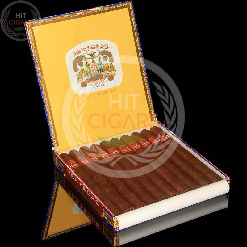 Partagas Lusitanias (Box of 10) - HitCigars