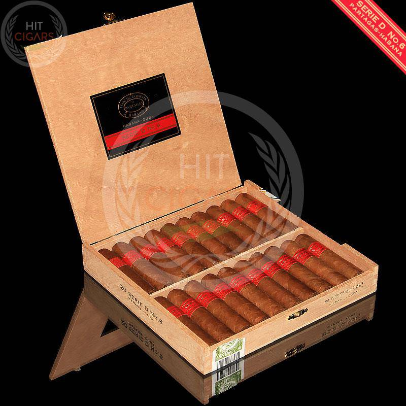 Partagas Serie D No.6 - HitCigars