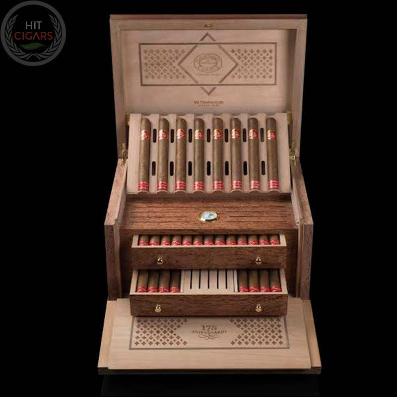 Partagas 175th Anniversary Tropicales Humidor - HitCigars