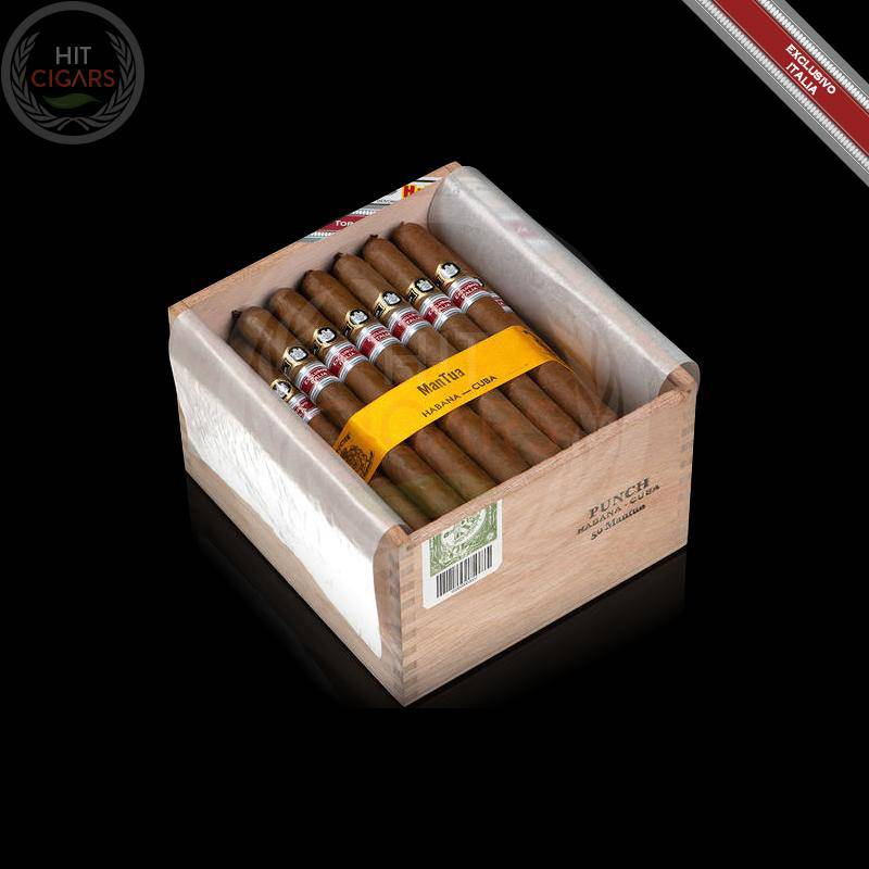 Punch ManTua Italy Regional Edition 2019 - HitCigars