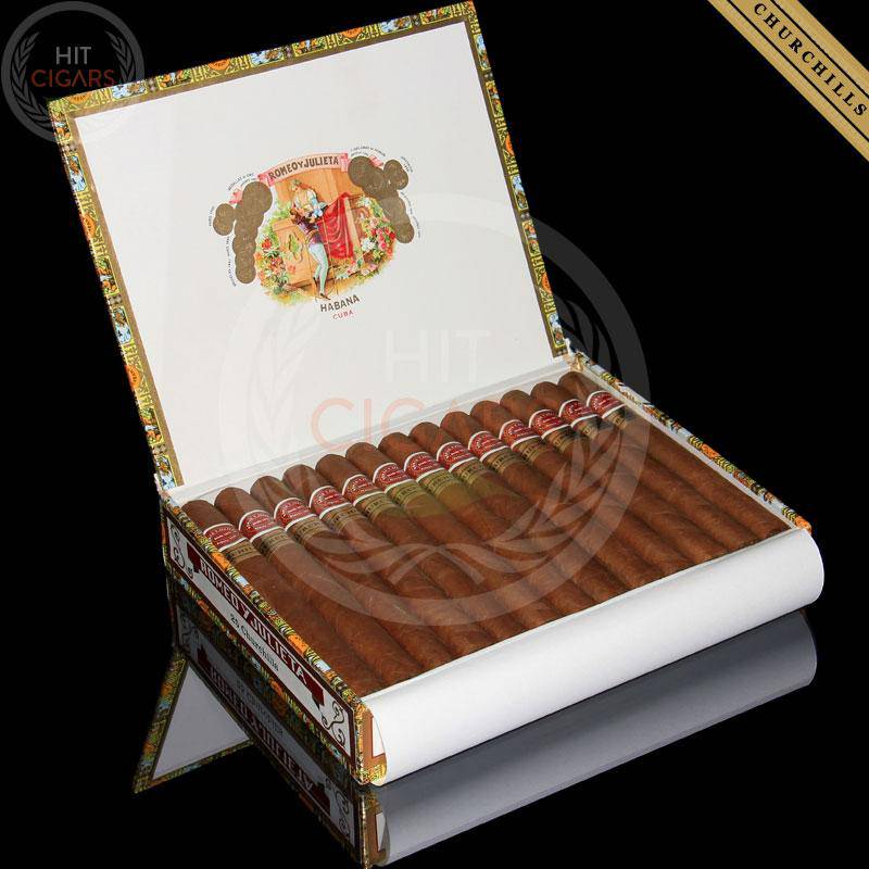 Romeo y Julieta Churchills - HitCigars