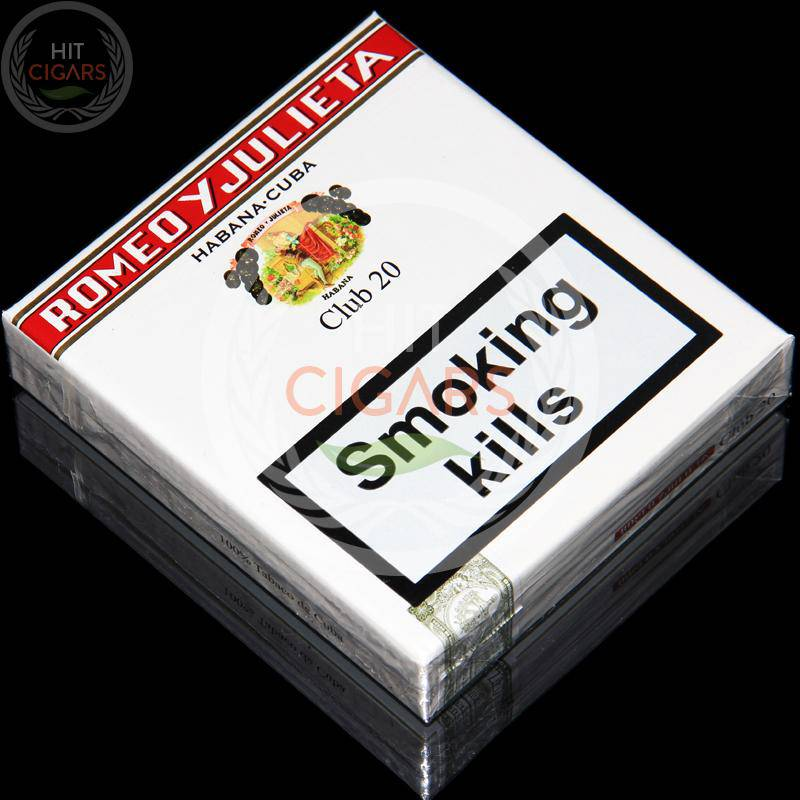 Romeo y Julieta Club (5x20 Packs)