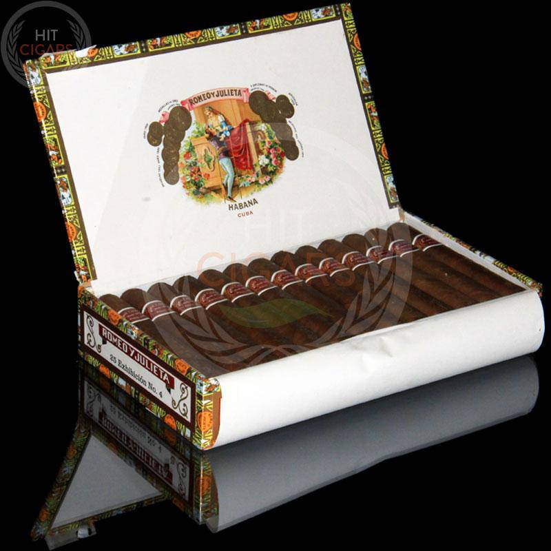 Romeo y Julieta Exhibicion No.4 - HitCigars