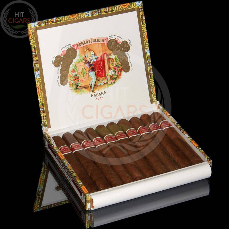 Romeo y Julieta Mille Fleurs (Box of 10) - HitCigars